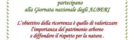 Festa dell'Albero all'Istituto Mazzi di Bergamo