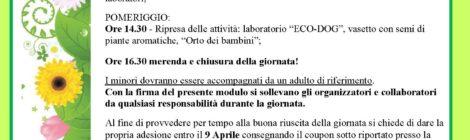14/4 Giornata del verde pulito @ CASTEL ROZZONE