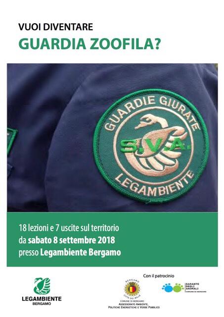 Corso per Guardie Zoofile